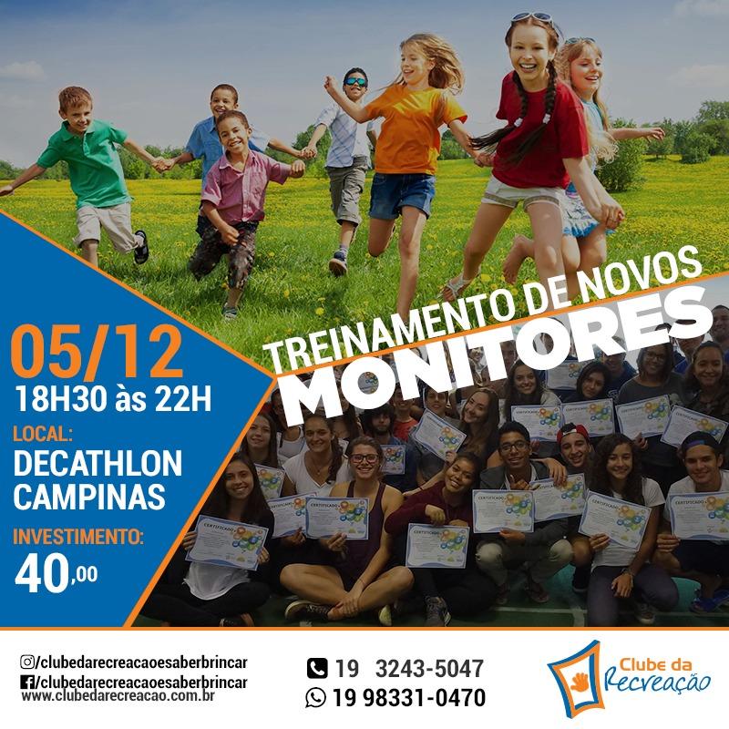 Treinamento dia 5-12 - Decathlon