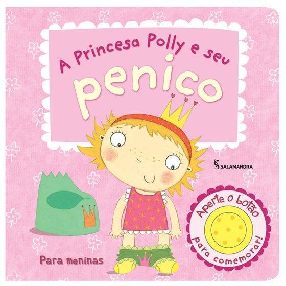 a princesa polly e seu penico