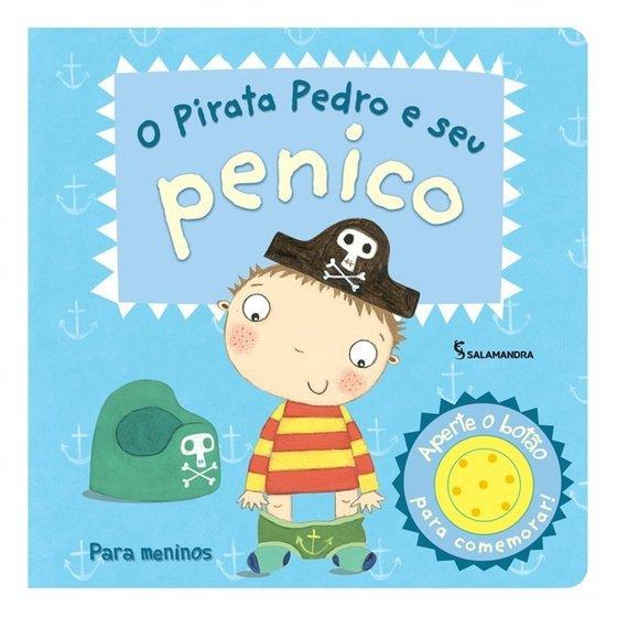 o pirata pedro e seu penico